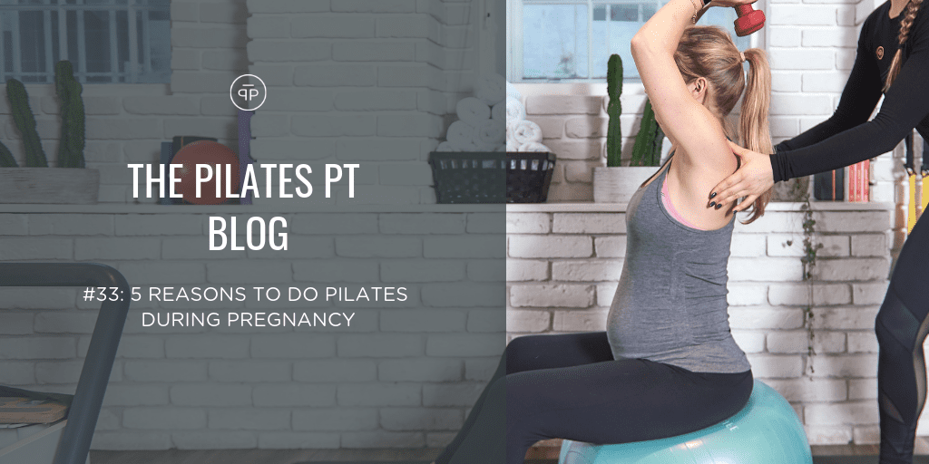 pilates during pregnancy